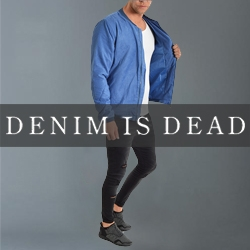 Denim is Dead