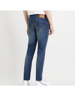512 Jeans Slim Taper Fit Red Juice Adv-00
