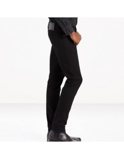 512 Jeans Slim Taper Black-00