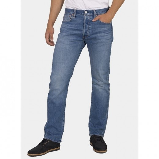 501 Original Fit Jeans IRONWOOD BLUE-33