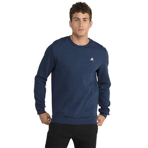 ESS Crew Sweat N°1 M dress blues-35