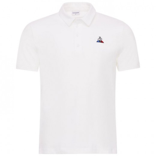 ESS Polo SS No1 M New Optical White-31