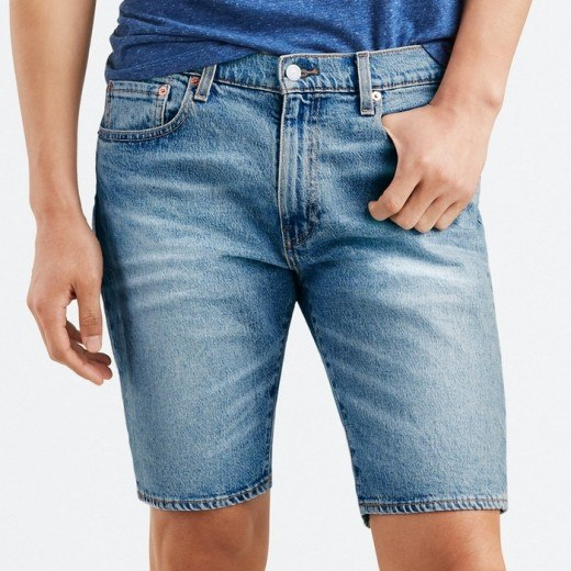 502 Levis Bermuda Shorts Blue-31