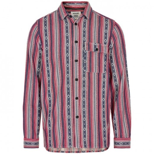 Akmartin Overshirt Summer Fig-32