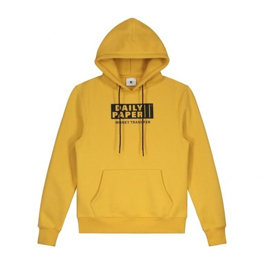 Donny Hoodie Yellow-31