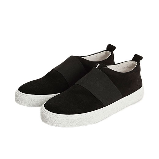 SILVERLAKE SLIP-ON SNEAKERS Sort-31