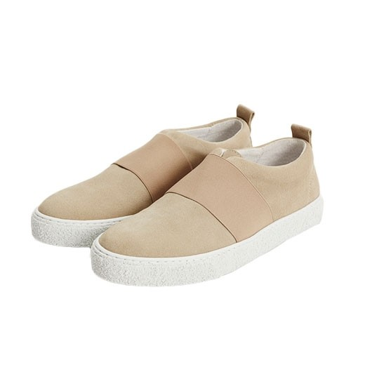 SILVERLAKE SLIP-ON SNEAKERS Beige-31