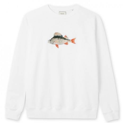 Bait Sweatshirt White-33