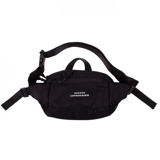 Black Carnival Waistbag Black w/ White Print-31