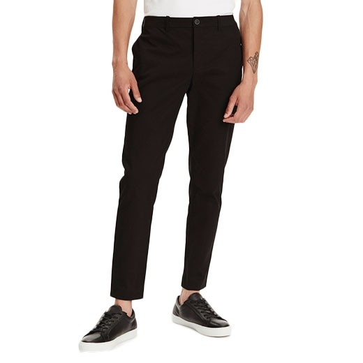 CENTURY TROUSERS Black-01