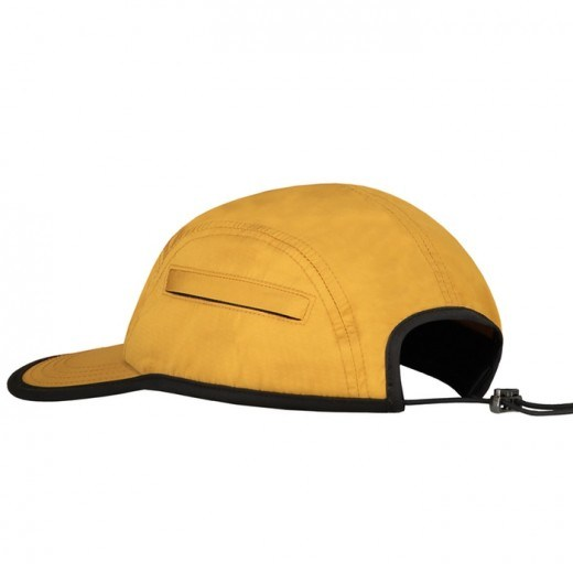 Pocket cap Dark Yellow-03