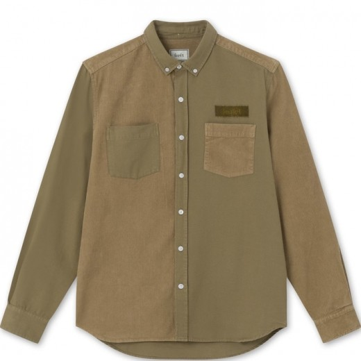 Claw Shirt Olive-31
