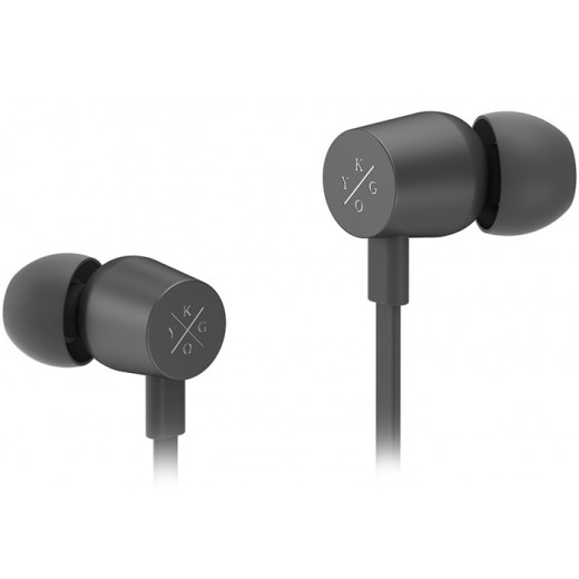 E2/400 Earphones, Black-01