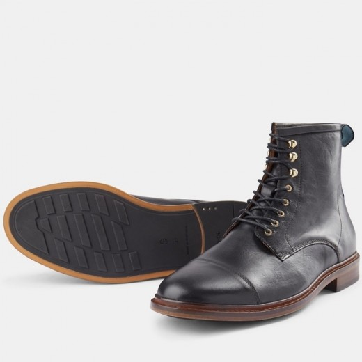 Curtis L Lace-up Boot Sort-31