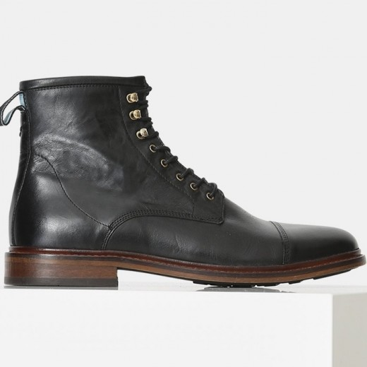 Curtis L Lace-up Boot Sort-01
