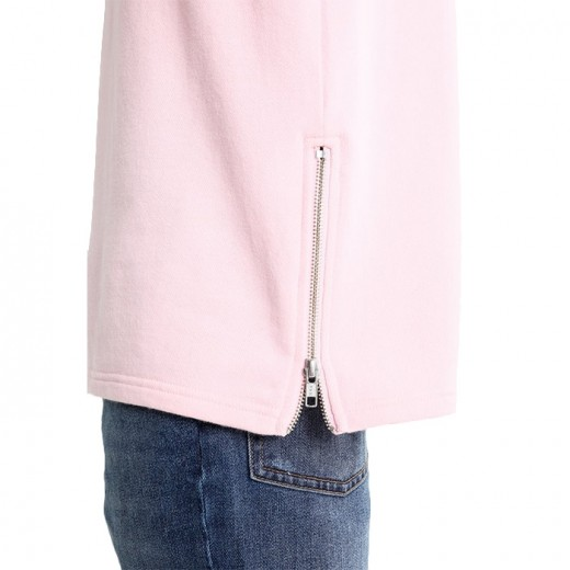 Eterno Sweatshirt Washed Pink-01