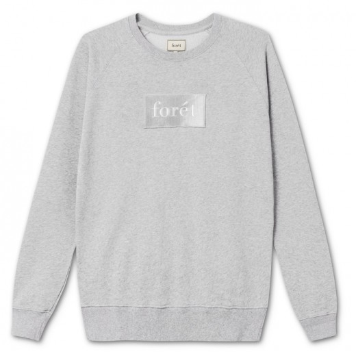 FLOAT SWEATSHIRT LIGHT GREY MEL.-39