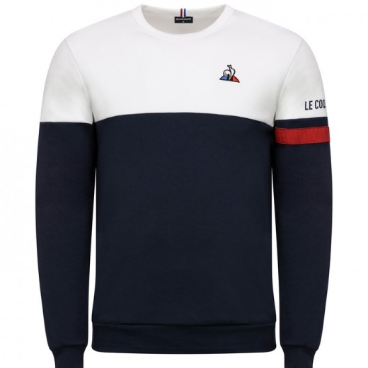 TRI Crew Sweat N°1 M Sky Captain-33