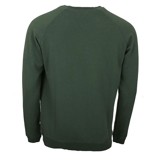 PICNIC Sweatshirt Dark Green/Off White-01