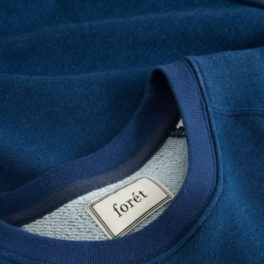 Hill Sweatshirt Indigo-01