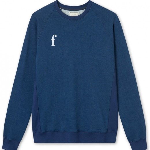 Hill Sweatshirt Indigo-31
