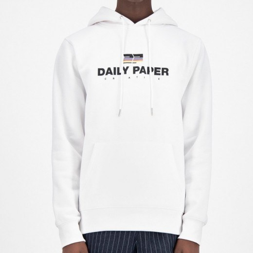 Faber Hoodie White-31
