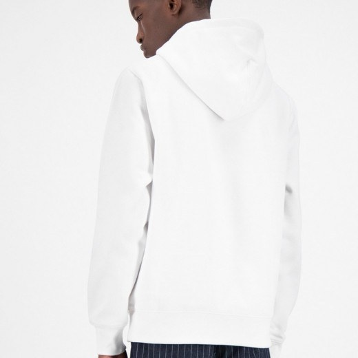 Faber Hoodie White-01