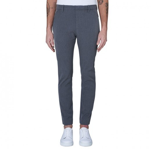 Josh Pants Grey Melange-32
