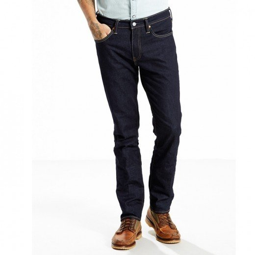 511 Slim Fit Rock Cod (Blå)-33