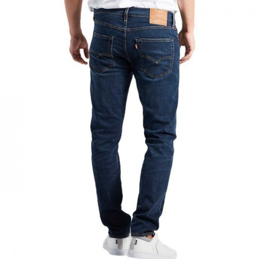 512 Slim Taper Fit ADRIATIC ADAPT BLUE-01