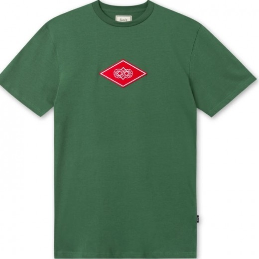 Loop T-SHIRT Dark Green-31