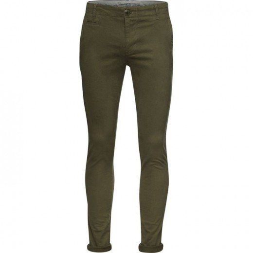JOE CHINO SLIM STRETCH GOTS BURNED OLIVE-35