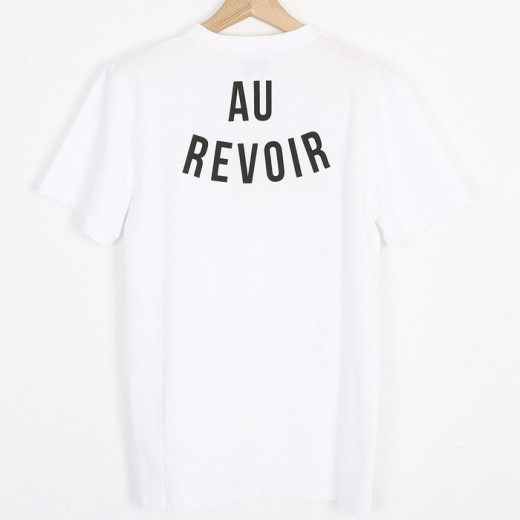Revoir T-Shirt White-06