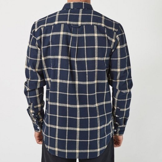 Rufus Checked-Navy-02