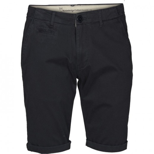 Stretch Chino Shorts Vegan Total Eclipse-33