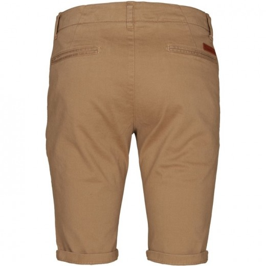 Stretch Chino Shorts Vegan Tuffet-01