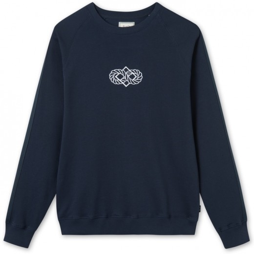 Trail Sweatshirt . Midnight Blue-31