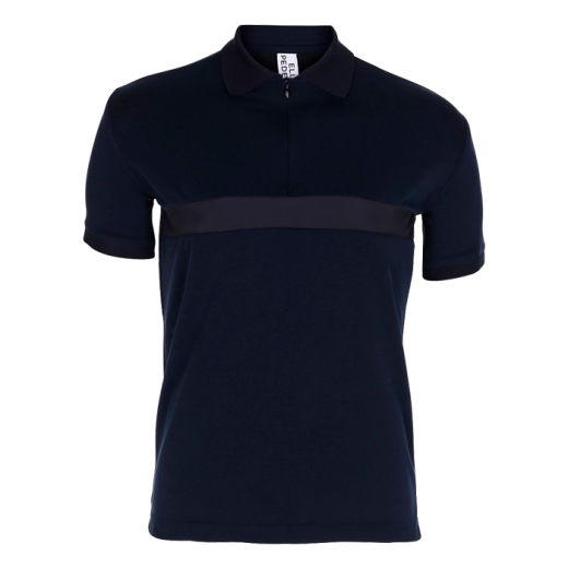 Nylon Polo Navy-31