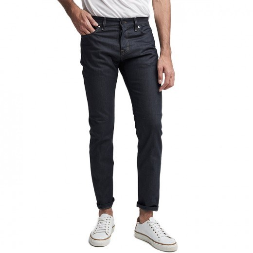 Stan Raw Stretch Jeans Blue-01