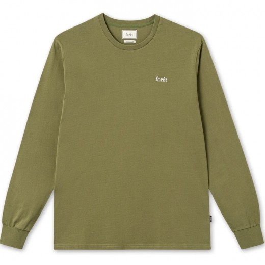 Wind LS T-Shirt Army-32