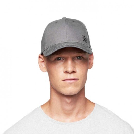 Miami Baseball Cap Grey-31