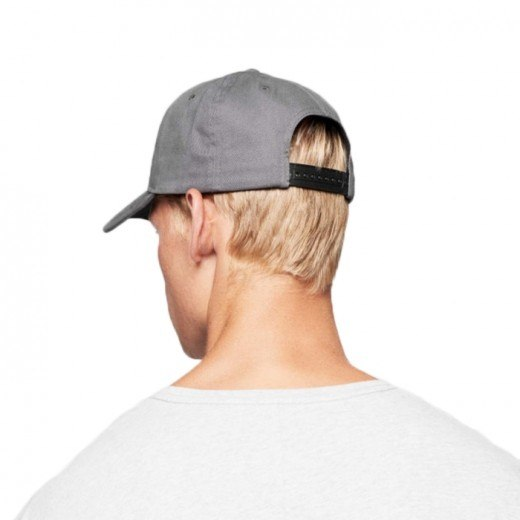 Miami Baseball Cap Grey-01