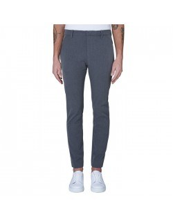 Josh Pants Grey Melange-20