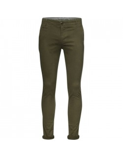 PISTOL JOE CHINO SLIM STRETCH GOTS BURNED OLIVE-20